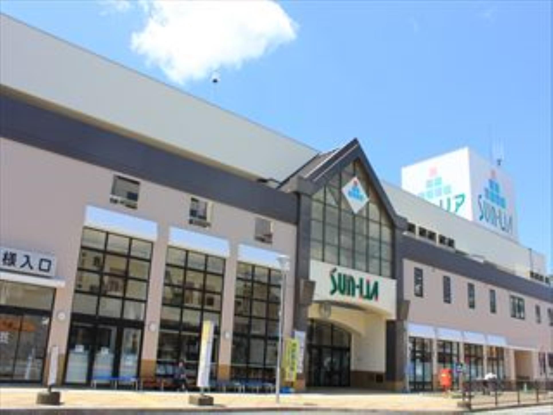 南三陸ショッピングセンター(サンリア)